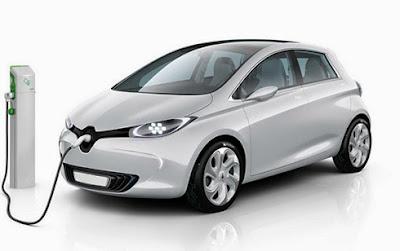 Elektromobilis Renault