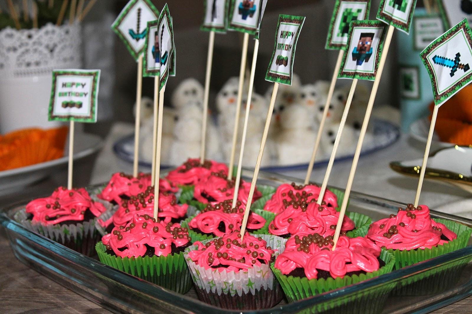kap kek doğum günü menüsü