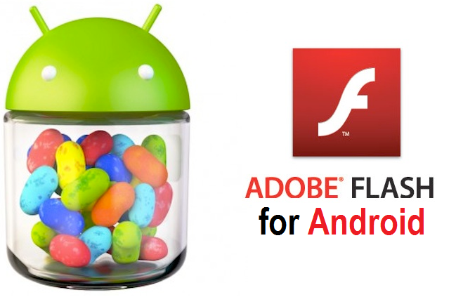 Download & Install Flash Player APK File for Android 5.x, 4.x, 3.x, 2.x