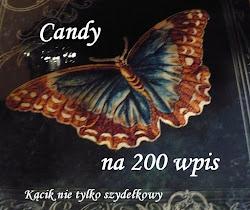 Candy do 30 IX
