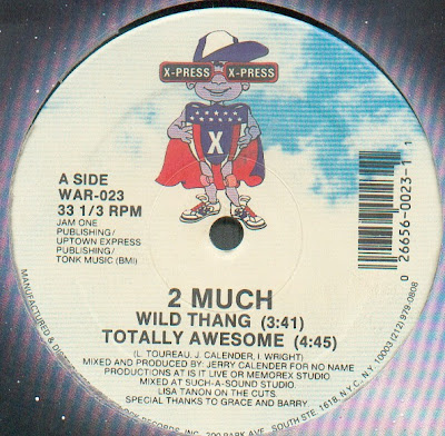 2 Much – Wild Thang / Totally Awesome (1988) (VLS) (192 kbps)