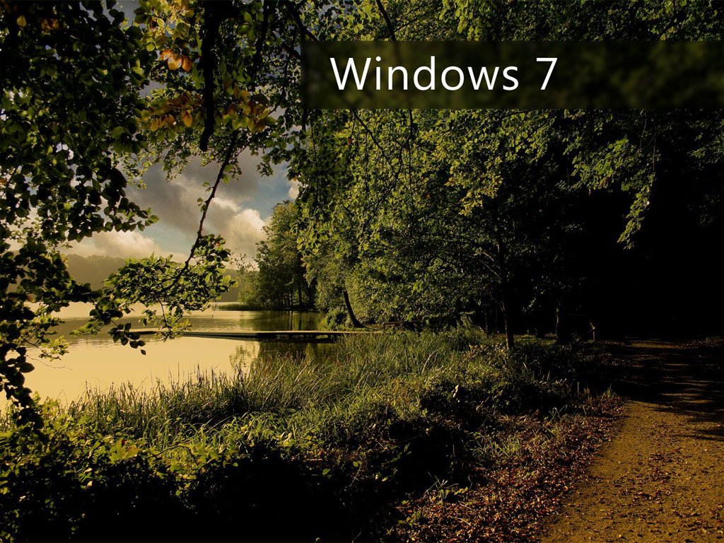 wallpaper: Windows 7 Nature Wallpapers