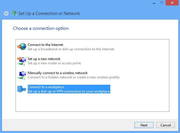 Cara Menggunakan VPN 3