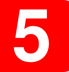 Las 5 bendiciones para decir