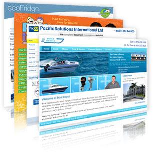 jasa pembuatan website profesional di Aceh web Responsif