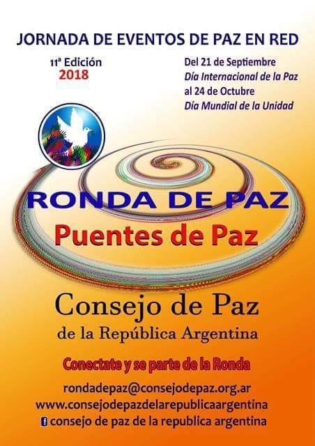 Ronda de Paz 2018