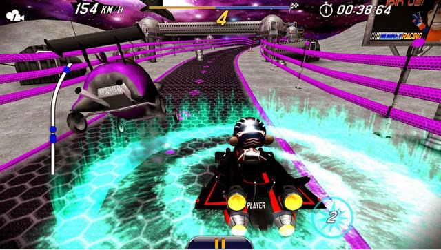 Monkey Racing android apk screenshot2