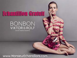 Échantillon Gratuit du Parfum BonBon de Viktor & Rolf !