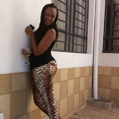 Meet Teacher Wanjiku's Sister Who Is Utterly Blessed With Beauty & Curves