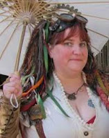 Tonia Brown author of Steampunk stories