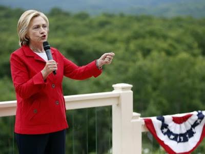 Hillary Clinton vê Irã como ameaça a Israel apesar de acordo nuclear