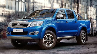 2015 Toyota Hilux New Model Release Date