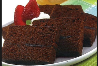 resep brownies kukus amanda original