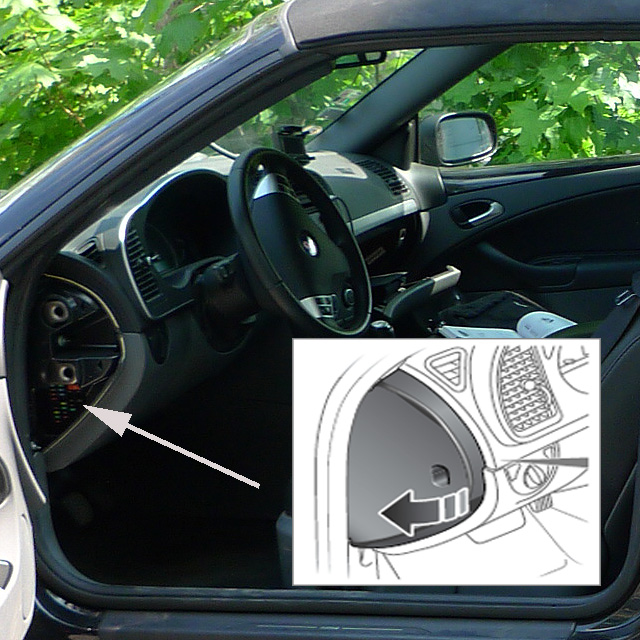 Window calibration in Saab 9-3 convertible ~ SAABISM