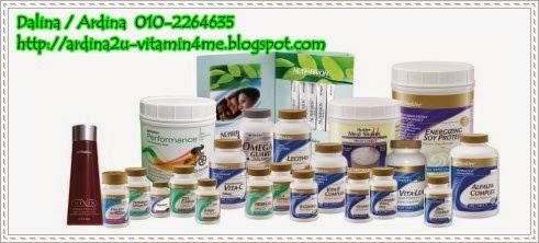 Rangkaian Vitamin SHAKLEE