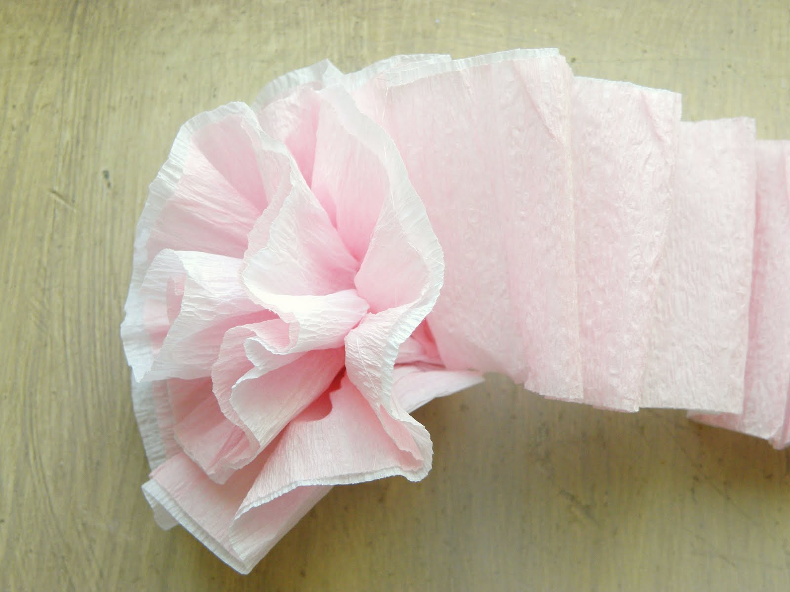 Icing Designs Lovely Crepe Paper Flowers