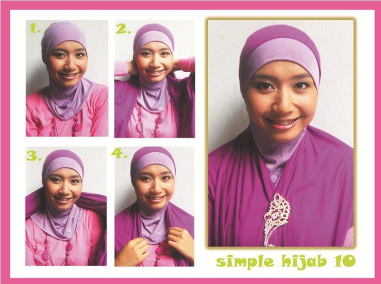 Simple Hijab 7