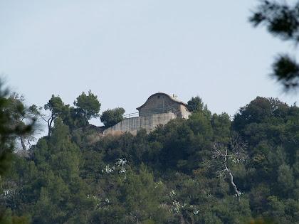 L'ermita de Sant Antoni a dalt del Montpedrós