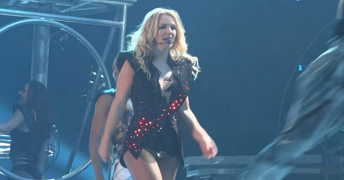 Britney Spears Femme Fatale Tour Song List