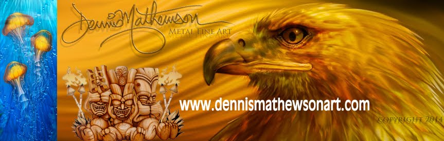 Dennis Mathewson Art and Events Blog