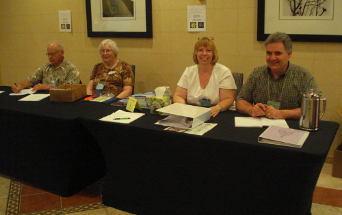 Registration Desk at NALS Convention