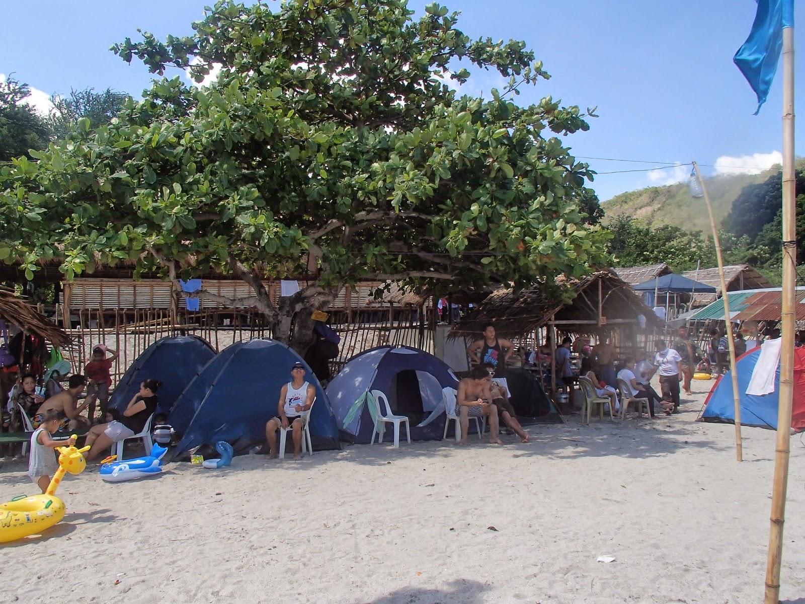 Angelo The Explorer Camping at Katungkulan Beach Resort
