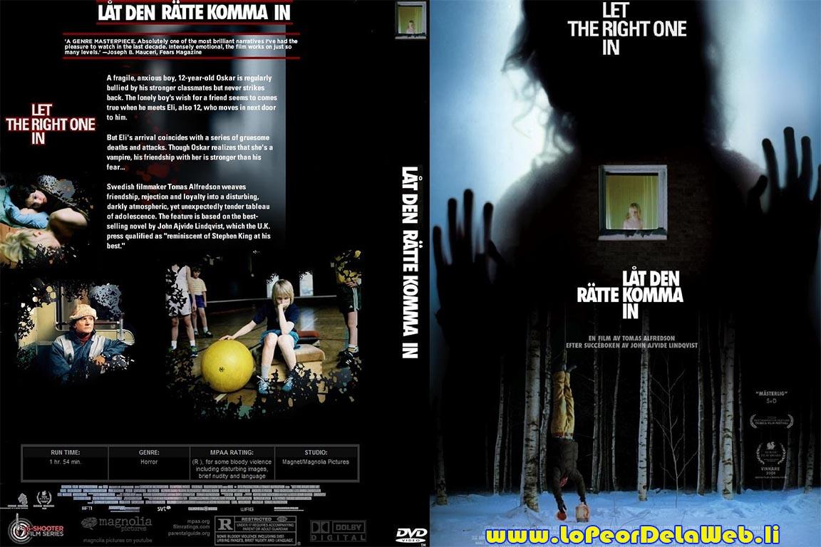 Déjame Entrar (Criatura de la Noche) 2008 - Terror