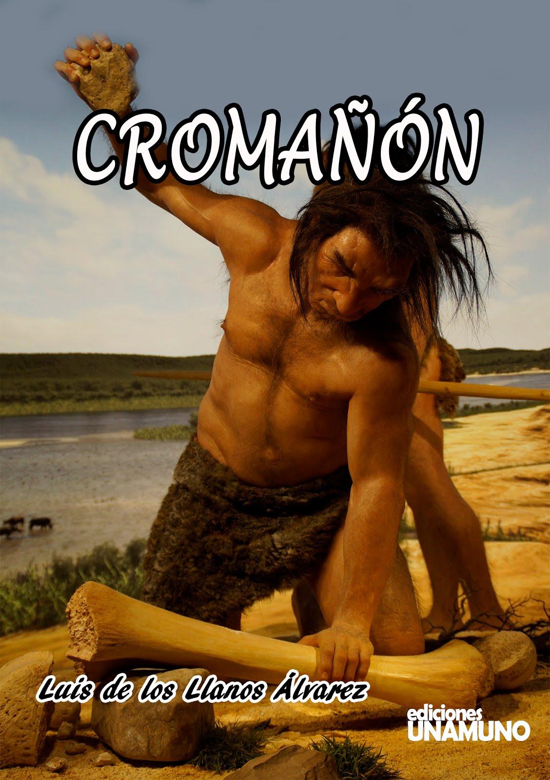 CROMAÑÓN, novela del Paleolítico