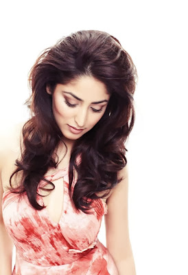 Actress Yaami Gautam on the cover page of Femina