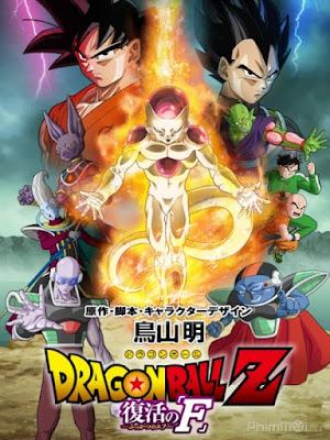Sự Hồi Sinh Của Frieza - Dragon Ball Z: Resurrection F - 2015