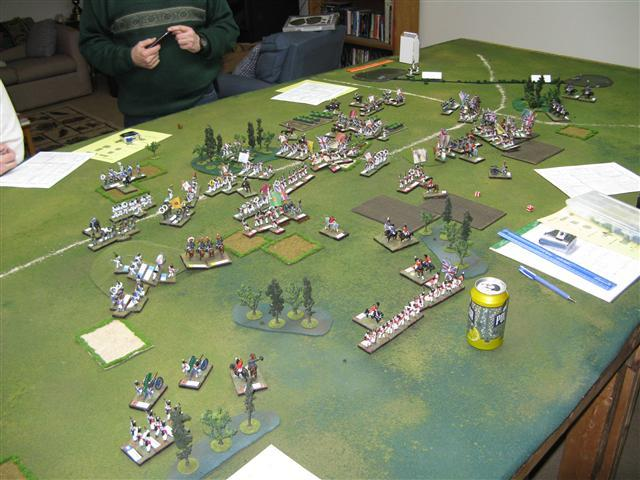 Napoleonic Wargaming Rules Set of Napoleonic Rules