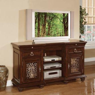 Knoxville Wholesale Furniture Wynwood Windsor Manor Entertainment Console