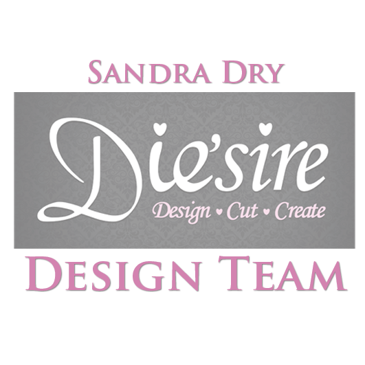 Proud to be on the Die'sire Design Team