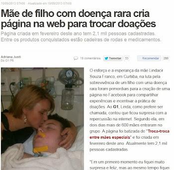 Sobre nosso trabalho com as mães especiais do Brasil