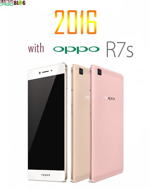 Oppo R7s 2016