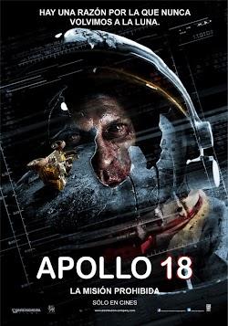 Tàu Apollo 18 - Apollo 18 (2011) Poster