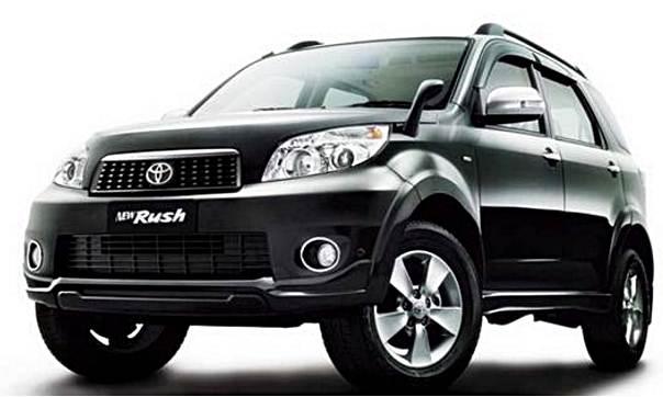 2016 Toyota Rush Philippines Price