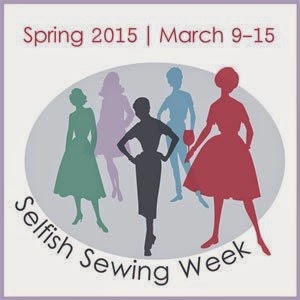 Selfish Sewing 2015