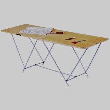 Table a tapisser Cdiscount  - Table Pliante Pour Papier Peint