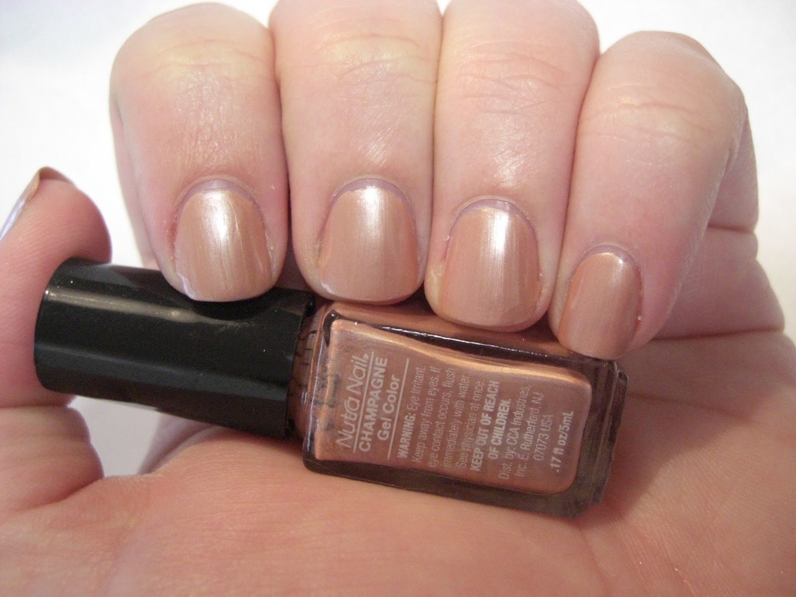 glitter obsession: NutraNail Gel Perfect UV-Free Gel-Color Swatches ...