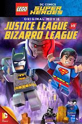 Lego DC: La Liga de la Justicia vs. La Liga de Bizarro