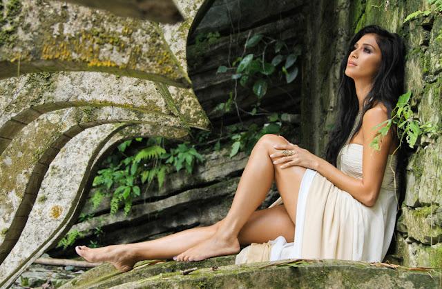 Nicole Scherzinger by Victor Chavez, 2011
