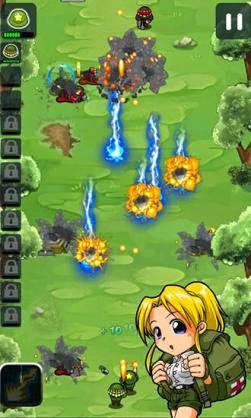 Android Metal Hero Screenshot Apk