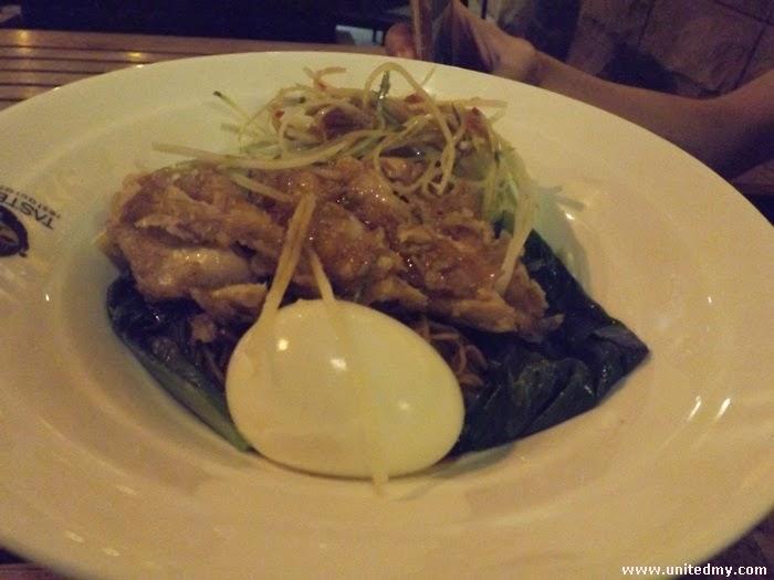 Taste Two Restaurant Tawau-Gon Lou Mee
