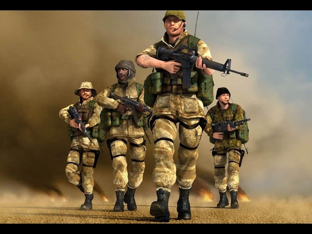 Storm Ops Desert Storm - Shooter Game