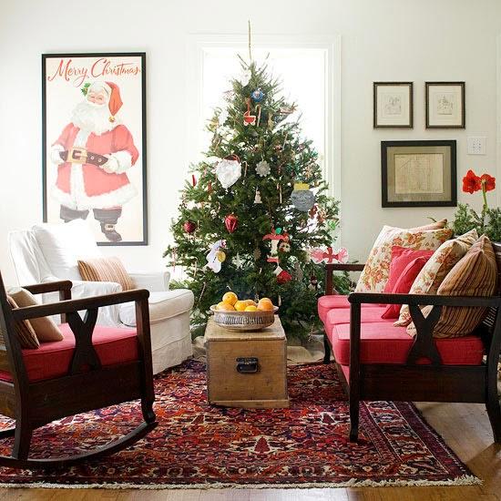 Kerstmenu\'s voor thuis met recepten en decoratie tips voor Kerstmis ...