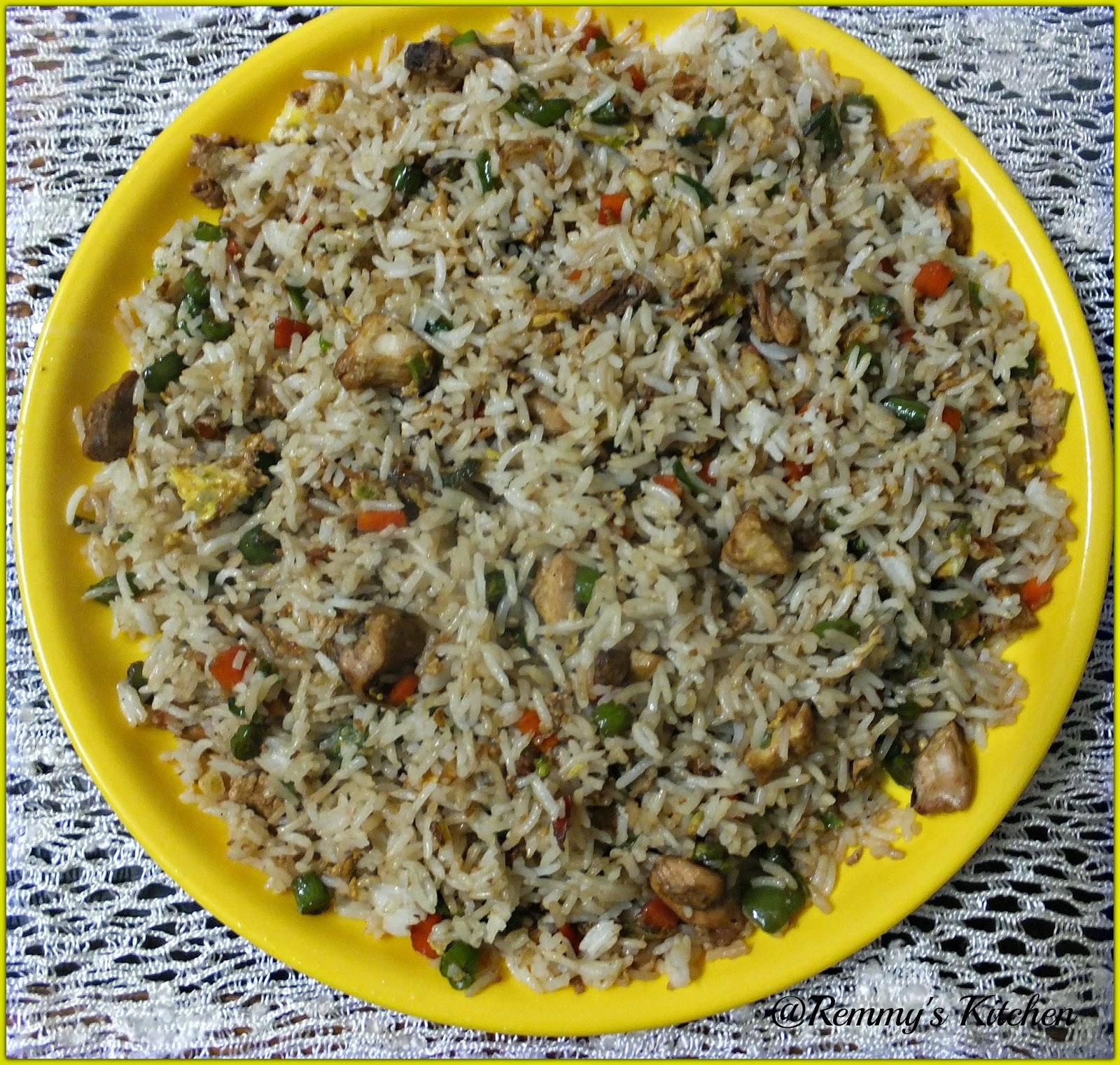 Remmys kitchen chicken fried rice fast food style monday 22 december 2014 ccuart Gallery