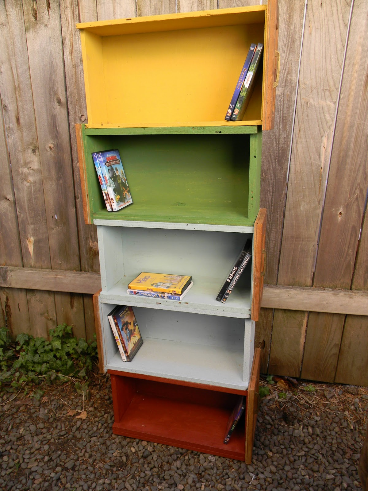 Emily 39 S Up Cycled Furniture Up Cycled Drawer Shelf