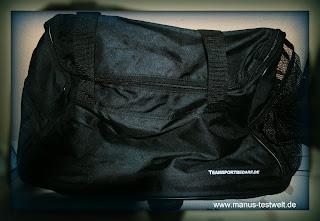 Tasche für den Handball