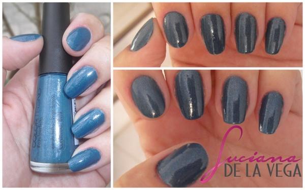 esmalte azul perfeito, verniz, polishnail, manicure, unhas feitas, esmalte da semana, esmalte azul, esmalte verde, esmalte com glitter